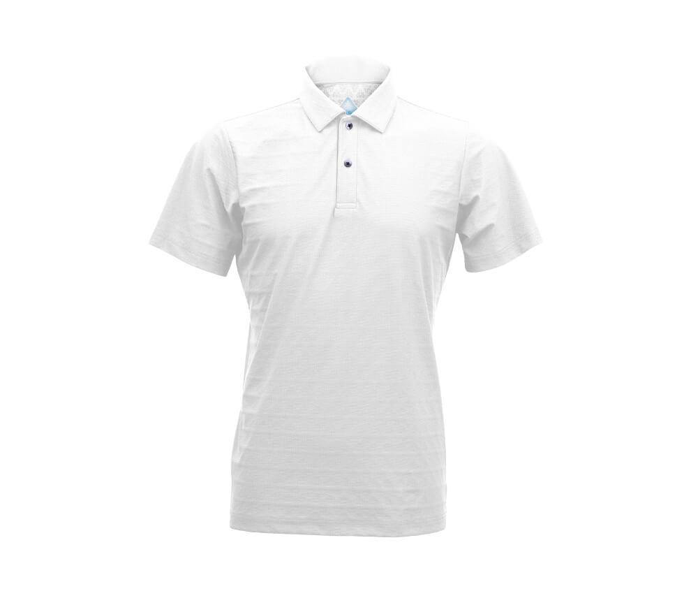 写真:冷却半袖ボタンダウンシャツ02